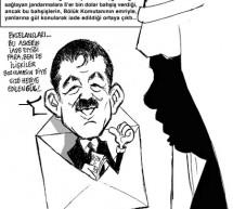 AKP karikatürden hiç anlamıyor!