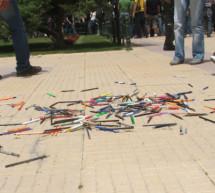 Eskişehir: Öğrenciler, akademisyenler ve aileler faşist saldırılara karşı yürüdü