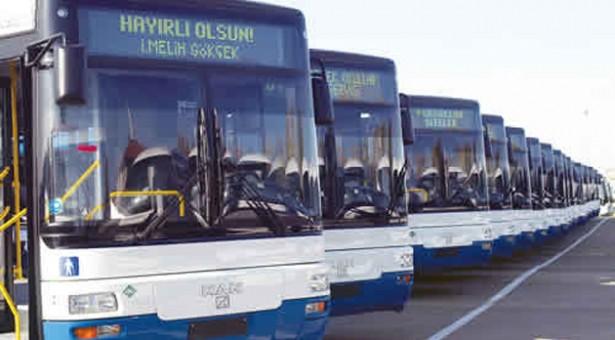 Metro açılınca Gökçek boş durmadı, otobüsleri kaldırdı