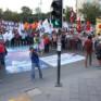 Türkiye, yanı başındaki savaşa ve katliamlara karşı sokakta
