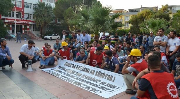 'Maden işçisi Metin'in ölümünün sorumlusu AKP'