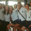 Brezilya'da erkek öğrenciler transseksüel arkadaşları için etek giydi