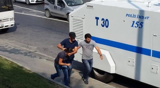 Hasan Ferit Gedik için adalet nöbetine polis ablukası 1 kişinin hayatına mal oldu