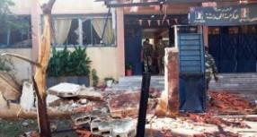 Humus'ta okul önünde bombalı saldırılar: Çoğu çocuk en az 45 ölü