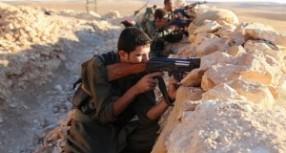 Kobanê direnişinde 17.gün: Çeteler kenti kuşattı, YPG-YPJ kent içinde savunma hatları oluşturdu