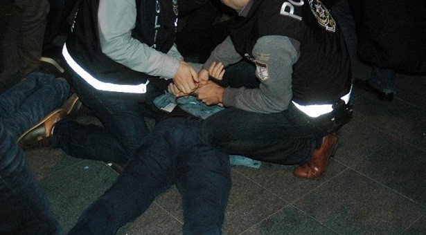 Hatay ve Erzurum'da 6 tutuklama, Maraş'ta 16 gözaltı
