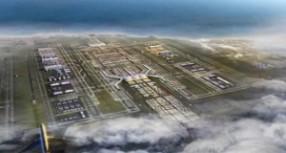 3. havalimanı inşaatına akaryakıt deposu eklendi