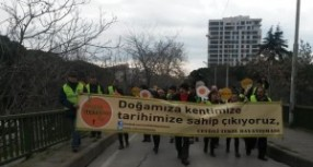 Marmara yaşam için zincirleniyor: Direniş direniş zincir eylemleri (Güncelleniyor)