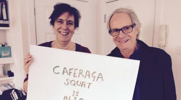 Ken Loach'tan Caferağa'ya destek: Caferağa benim de evim