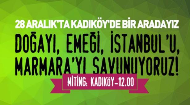 28 Aralık'ta Kadıköy'de bir aradayız…