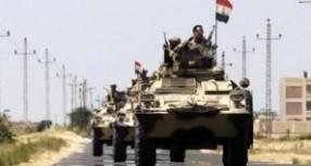Mısır Ordusu'ndan Ensar el- Makdis'e operasyon: 19 ölü