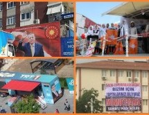 AKP takes over the public for June 7 elections