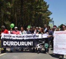 Give a signature against the mega projects in İstanbul