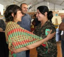 YPJ Commander Nesrin Abdullah talked to Sendika.Org: 'Turkey must break off its relation with ISIS, must put an end to hostility'